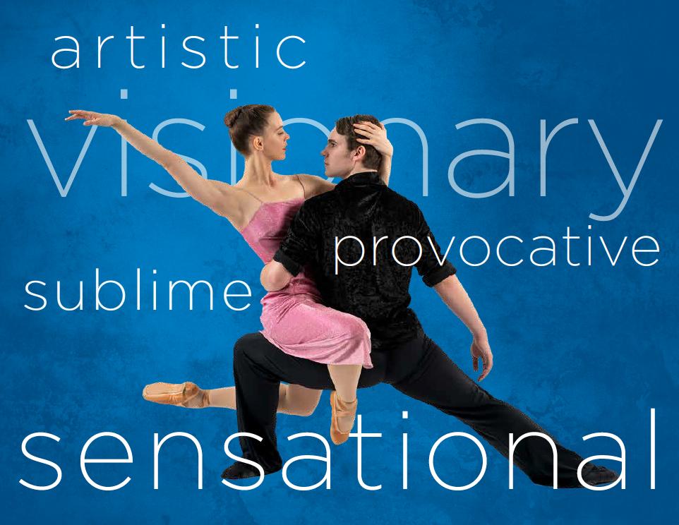 San Diego Ballet 2018_19 Season Brochure